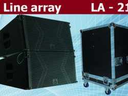 Loa array DB LA212F