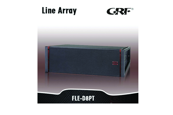 Loa line array GRF 3 way