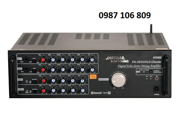 Amply Jarguar PA-606 Gold Classic