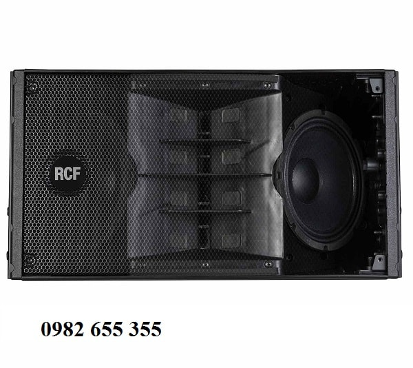 Cấu trúc Loa array RCF HDL 10A Active