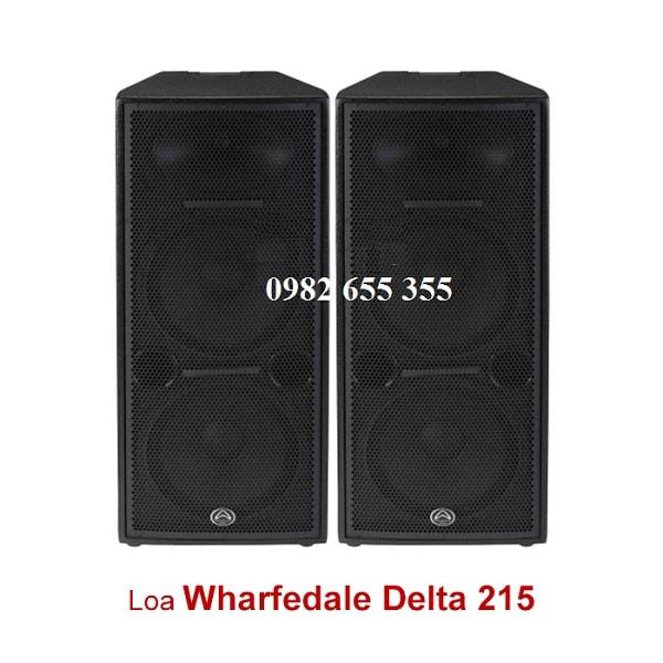 loa Wharfedale Delta 215