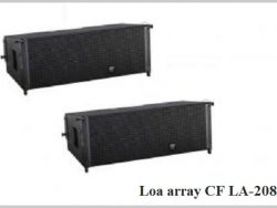 Loa array CF LA-208